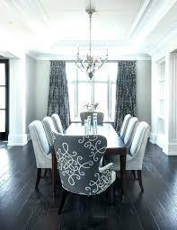 Dining Room Curtain Ideas Drapes Modern Formal Curtains