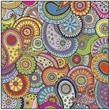 Adult Coloring Pages Colored And