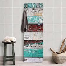 bilderwelten garderobe für badezimmer handtücher vintage