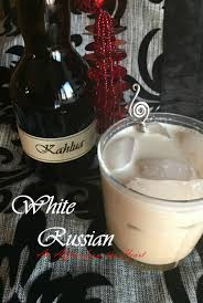 Pumpkin Spice Kahlua Drinks by White Russian Cocktail An Affair From The Heart