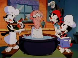 Animaniacs Hooked On A Ceiling Online by Animaniacs Season 1 Sharetv