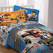 lego bedding lego city kids bedding