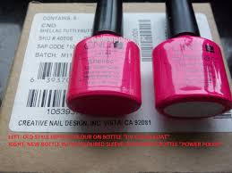 Cnd Shellac Led Lamp Instructions by Nailssuppliesuk How To Tell Fake Cnd Shellac From Authentic Cnd