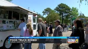 More Than 30 Trucks Will Participate In The Food Truck Rodeo