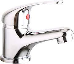 veebath egham badezimmer waschbeckenarmatur chrom aero 1