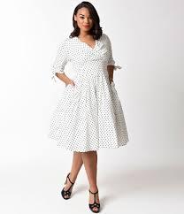 1950s dress styles 8 popular vintage looks