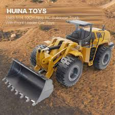 100 Truck Loader 10 Detail Feedback Questions About HUINA TOYS 1583 114 CH Alloy RC