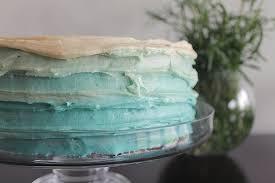 DIY Rustic Ombre Cake Decorating Tutorial