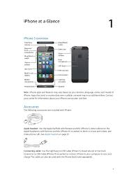 Iphone5 user guide