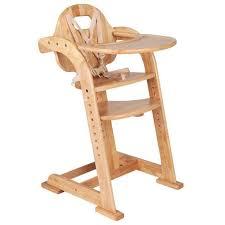 chaise bebe bois chaise haute bois evolutive chaise haute chaise haute evolutive