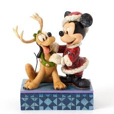 Plutos Christmas Tree Youtube by Jim Shore Disney Traditions Mickey Pluto Santa U0027s Best Friend