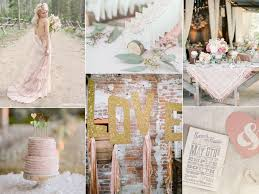 Adorably Pink And Frilly Rustic Wedding