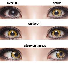 Blue Prescription Halloween Contacts by Halloween Contacts Princess Pinky Cosplay Twilight New Moon