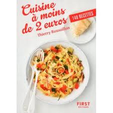 livre de recettes de cuisine petit livre de cuisine à moins de 2 euros 140 recettes broché