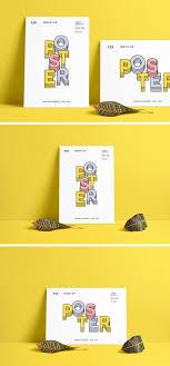140 Poster Flyer Mockups Free Premium