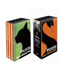 buy incerto box set antifragile the black swan fooled by
