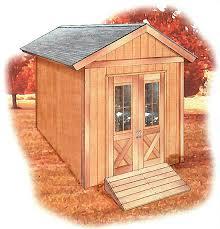 8 x 12 storage shed howbuildshed