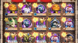 Pumpkin Duke Castle Clash Hack by Castle Clash Double Account Giveaway With Djagdawo U0026 Comstar
