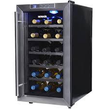 Tresanti Wine Cabinet Zinfandel by Wine Cellars Amazon Com