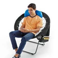 Bunjo Bungee Lounge Chair by Amazon Com Super Bungee Chair Kitchen U0026 Dining