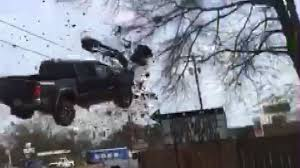 100 Lifted Trucks For Sale In Ny Truck Goes Airborne In Police Chase CNN Video
