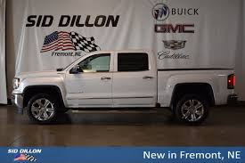 100 Gj Truck Sales New 2018 GMC Sierra 1500 SLT Crew Cab In Fremont 2G18691 Sid