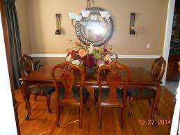 Thomasville Dining Room Chairs Set For Sale
