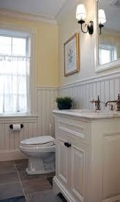 Beadboard Bathroom Design
