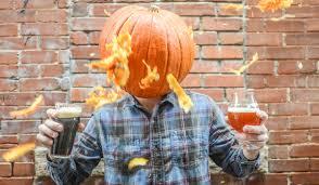 Pumpkin Head 2017 by Oh My Gourd Offbeat Pumpkin Beers From Craft Breweries