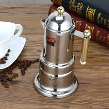 Precious Stainless Steel Espresso Maker V0963637