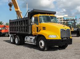 2005 MACK CX600 T/A STEEL DUMP TRUCK FOR SALE #2524