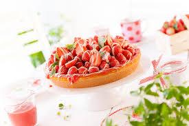 erdbeerkuchen erdbeer dessert die lieblinge der