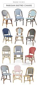 Where To Buy Parisian Bistro Chairs In 2019 | Bistro Chairs ...