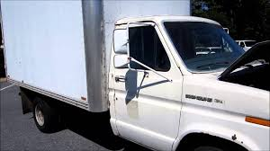 GovDeals: 1986 FORD E350 BOX TRUCK LOT 861 - YouTube Ford Van Trucks Box In Washington For Sale Used Ford Box Van Truck For Sale 1184 2009 E350 Russells Truck Sales 1999 Econoline Super Duty Box Truck Item H3031 2005 Service Utility Work Delivery 1993 3d Model From Hum3dcom 3d Models 1990 F4824 Sold May 2010 Vinsn1fdss3hl2ada83603 V8 Gas Eng At Straight In South Carolina