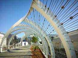 100 Long Beach Architect The Rainbow Bridge SPF Architects ArchDaily