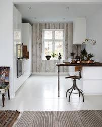papier peint cuisine gris beautiful cuisine laquee blanche plan de travail gris 14 pour