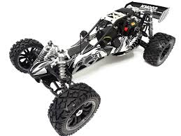 100 Gas Powered Remote Control Trucks 15 Scale 2019 KSRC002 305cc RTR Deluxe Baja Buggy Wild Gray
