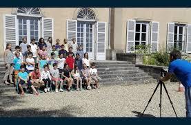 education 555 collégiens accueillis à fromente