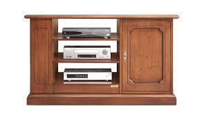 tv schrank aus massivholz für wohnzimmer esszimmer einrichtung im stil möbel tv 1 tür seitlicher regal für cd dvd struktur aus massivholz in