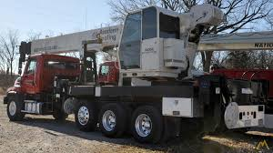 100 Ton Truck National 14127A 33 Boom Crane For Sale Or Rent S