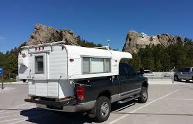 100 Alaskan Truck Camper For Sale SOLD 1972 Cab Over 8 Foot 4000 Gear