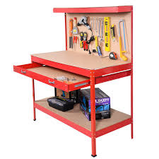 Mechpro 3 Shelf Workbench 250kgshelf MPPCWB3250 MECHPRO