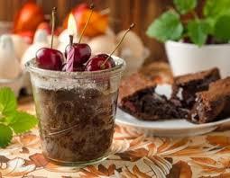 Kuchen Mit Flã Ssigem Kern Schokoladekuchen Mit Flüssigem Kern Rezept Ichkoche At