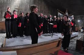 choeur de chambre de musiques en images du choeur de chambre de clermont et des amis des