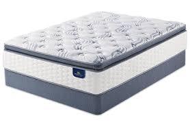 Serta Select Kirkville Plush Super Pillow Top Perfect Sleeper Mattress