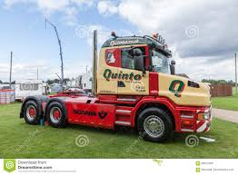 100 Norfolk Truck Quinto At Fest Norwich UK Editorial Image Image Of