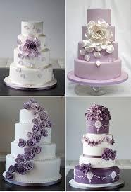 Purple And White Wedding Cakes 25 Cute Purple Wedding Cakes Ideas Pinterest Purple Wedding