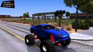 Toyota Supra Monster Truck - GTA San Andreas 1440p / 2,7K 60FPS ... Gta Gaming Archive Stretch Monster Truck For San Andreas San Andreas How To Unlock The Monster Truck And Hotring Racer Hummer H1 By Gtaguy Seanorris Gta Mods Amc Javelin Amx 401 1971 Dodge Ram 2012 By Th3cz4r Youtube 5 Karin Rebel Bmw M5 E34 For Bmwcase Bmw Car And Ford E250 Pumbars Egoretz Glitches In Grand Theft Auto Wiki Fandom Neon Hot Wheels Baja Bone Shaker Pour Thrghout
