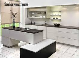 Japanese Kitchen Design With Modern Space Saving