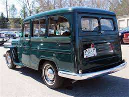 1950 Willys Jeep Wagon For Sale #84199 | MCG Fewillys Jeep Wagon Green In Yard Maintenance Usejpg Wikimedia Willys Mb Wikipedia 1952 Kapurs Vintage Cars Truck Junkyard Tasure 1956 Station Autoweek Pickup Craigslist Fancy For Sale For Like The Old Willys Jeeps Army Oiio Pinterest World War 2 Jeeps Sale Ford Gpw Hotchkiss Hanson Mechanical As Much As I Hate To Do It Have Sell My 1959
